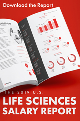 Download the life sciences salary report