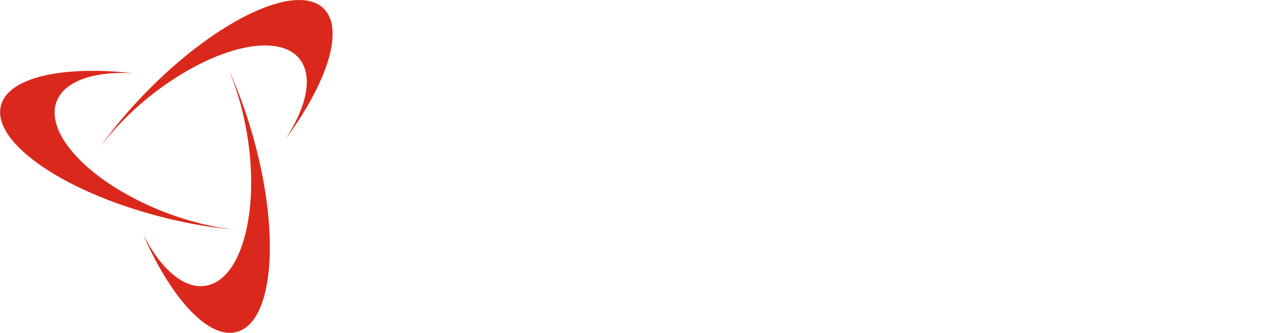 biospace logo white text red symbol