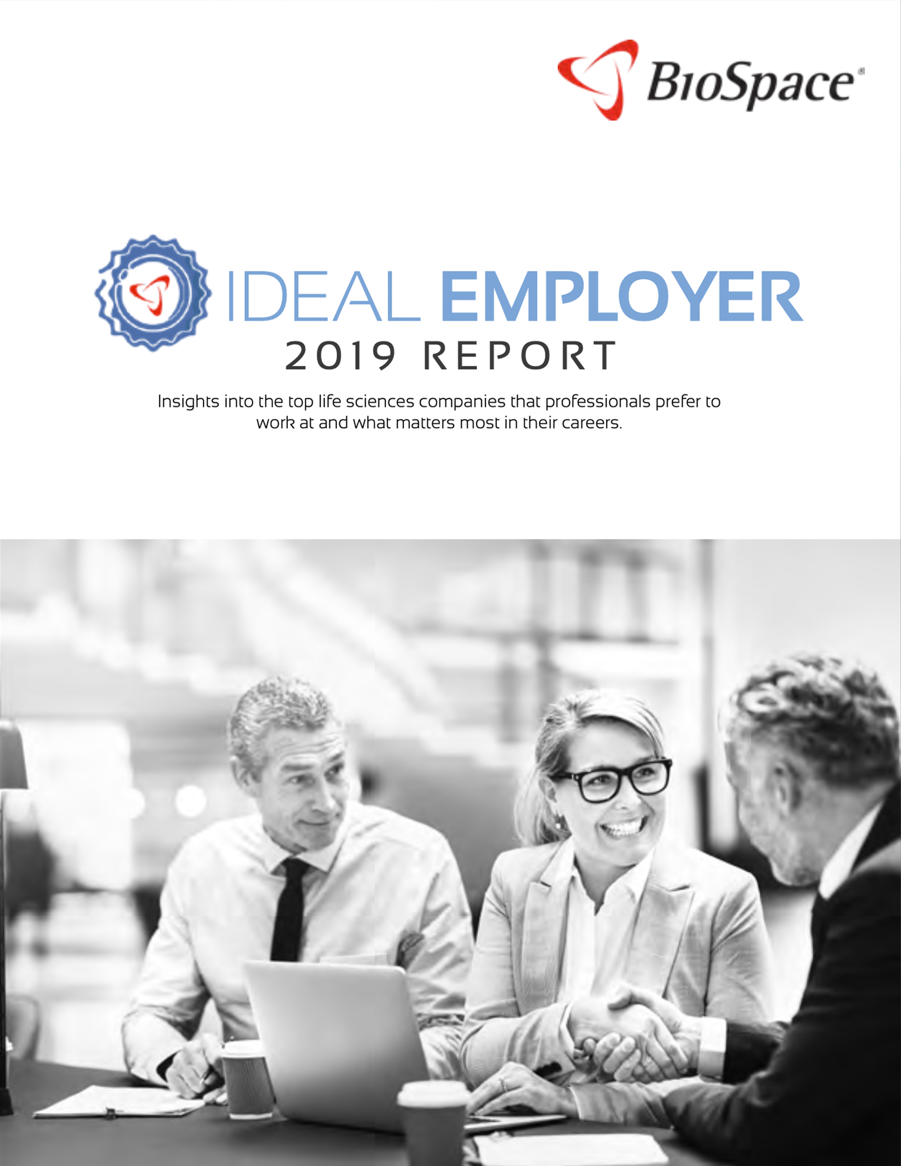 Employer Insights - Cover Artwork - Ideal Employer 2019 Whitepaper